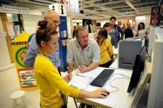 Mini Ikea w centrum Londynu właśnie otworzyła swe podwoje. Niedługo czeka to samo Warszawiaków - miejska Ikea powstanie w galerii Blue City.