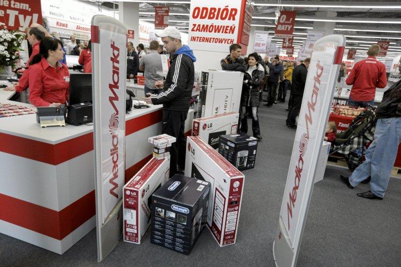 Media Markt inwestuje obecnie w sklepy kompaktowe