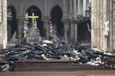 Na aukcjach na stronach portalu eBay pojawiły się rzekome memorabilia po poniedziałkowym pożarze katedry Notre Dame.
