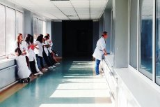 Szpital powiatowy w Kluczborku od 1 maja zawiesił działanie oddziału wewnętrznego (zdjęcie poglądowe)