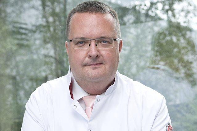 Prof. d. hab. med. Krzysztof J. Filipiak, Prorektor ds. Umiędzynarodowienia, Promocji i Rozwoju Warszawskiego Uniwersytetu Medycznego.