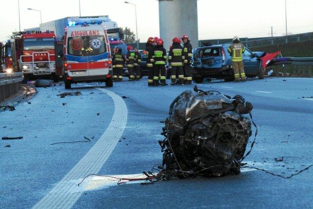 Polskie autostrady są najniebezpieczniejsze w całej Europie