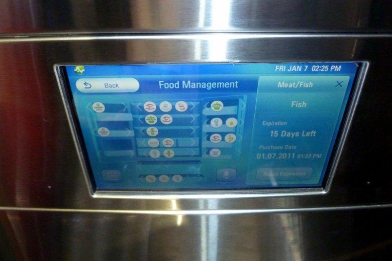 W przyszłości inteligentne lodówki staną się podstawowym wyposażeniem każdej domowej kuchni