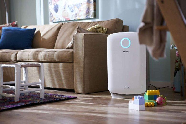 Philips Combi AC4080/10: oczyszczacz powietrza dla wymagających.