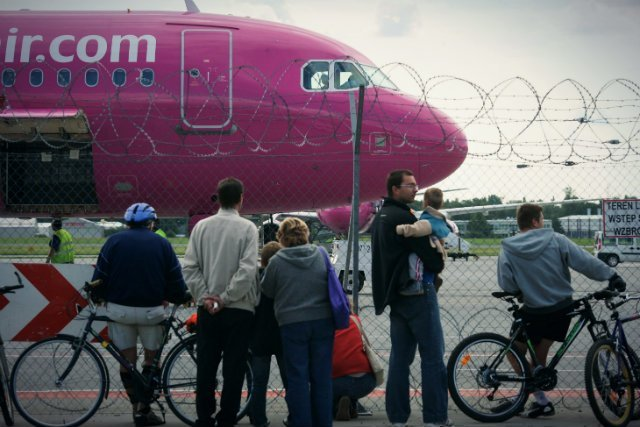 Co prawda niedawno polskie media obiegły plotki o problemach Wizz Aira, cały szum wydaje się jednak być mocno na wyrost
