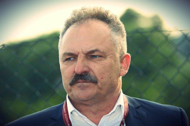 Marek Jakubiak z Kukiz'15.