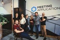 Wrocławski start-up Meeting Application stworzył prostą aplikację do ogarniania się w konferencyjnym chaosie