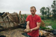 Zniszczenia w miejscowości Sternowo.