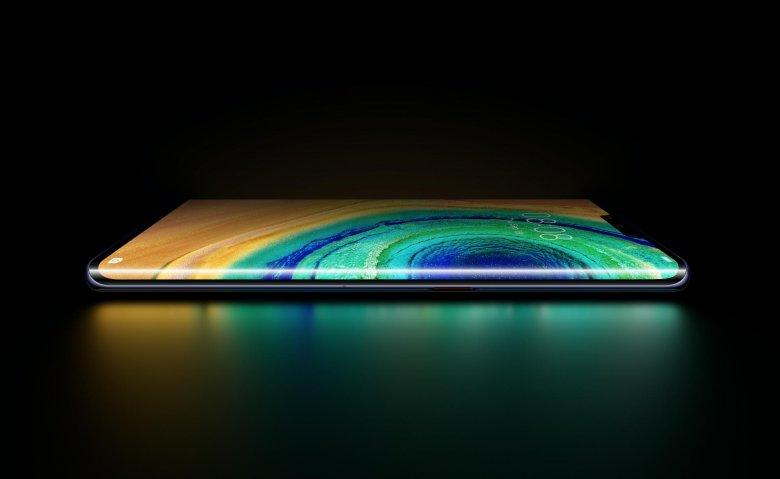 """Najnowszy flagowiec Huawei - Mate 30 Pro.Technologicznie robi duże wrażenie, ale działa na """"protezie Androida""""."""