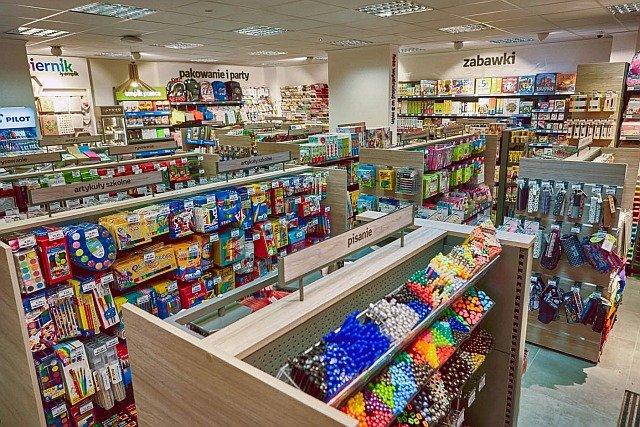 """Empik testuje nowy format sklepów - niegdyś znanych jako """"papiernicze"""""""