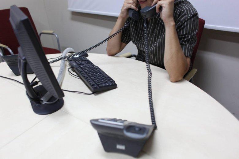 Często i głośne rozmowy telefonicznie w open spasie?