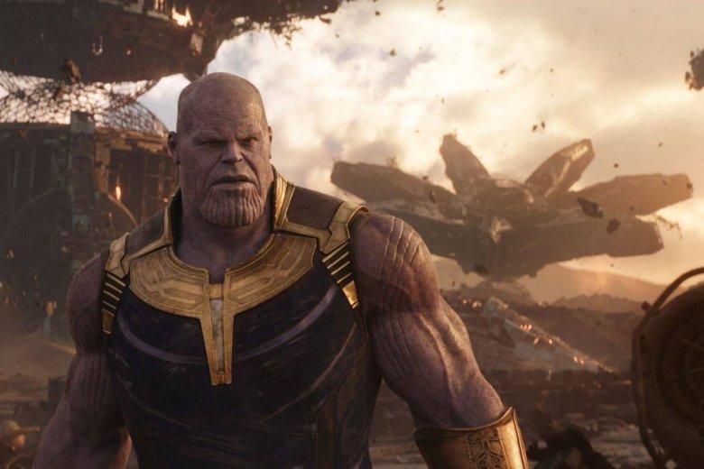 Thanos z Avengers usuwa wyniki wyszukiwania w Google.