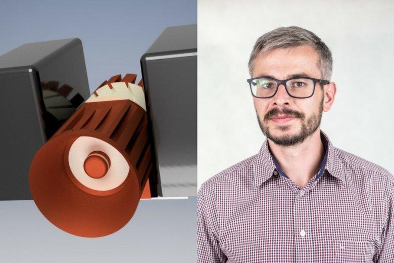 Silnik jonowy to najnowszy wynalazek z laboratoriów Sat Revolution.