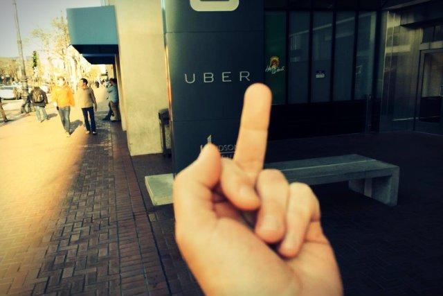 Uber budzi skrajne emocje