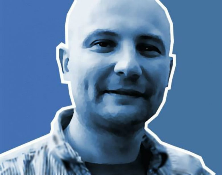 Robert Łapiński, organizator Pixel Heaven