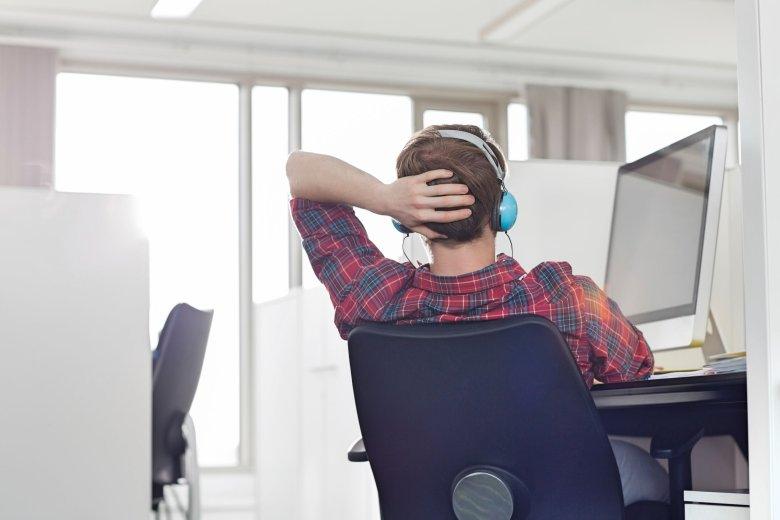 Muzyka w pracy dla niektórych jest codziennością.