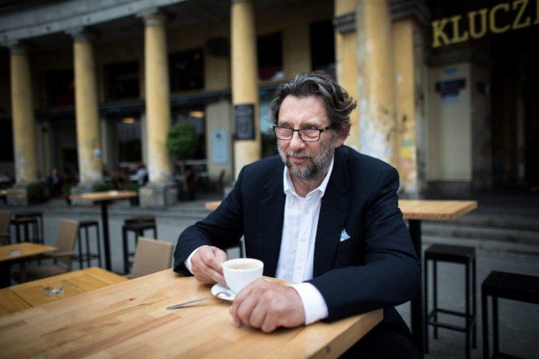 Piotr Voelkel, współzałożyciel Uniwersytetu SWPS: Humaniści muszą prowadzić badania przydatne dla innych ludzi.
