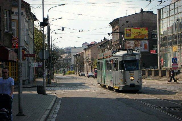 Gorzów jest ostatnim miejscem w kraju, w którym po ulicach poruszają się wyłącznie tramwaje z lat 60. i 70