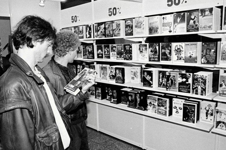 Pierwsze targi branżowe w Polsce, w 1992 roku.