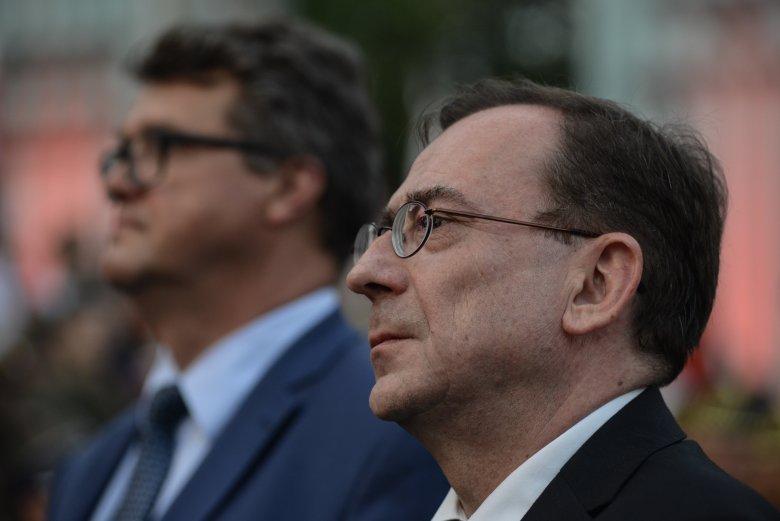 Mariusz Kamiński jest koordynatorem służb specjalnych. Jako minister MSWiA zrezygnował z rządowej ochrony.