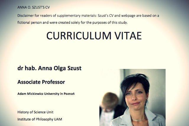 CV Anny Olgi Szust.