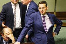 Mateusz Morawiecki lekko się zagalopował w trakcie przemowy do informatyków