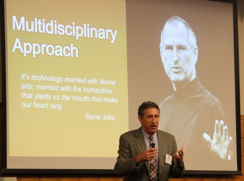 """Jeff Wachtel, Dyrektor Programu """"Knight-Hennessy Scholars Program at Stanford University"""""""
