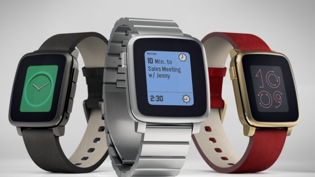Pebble Time. Cena: ok. 550 zł