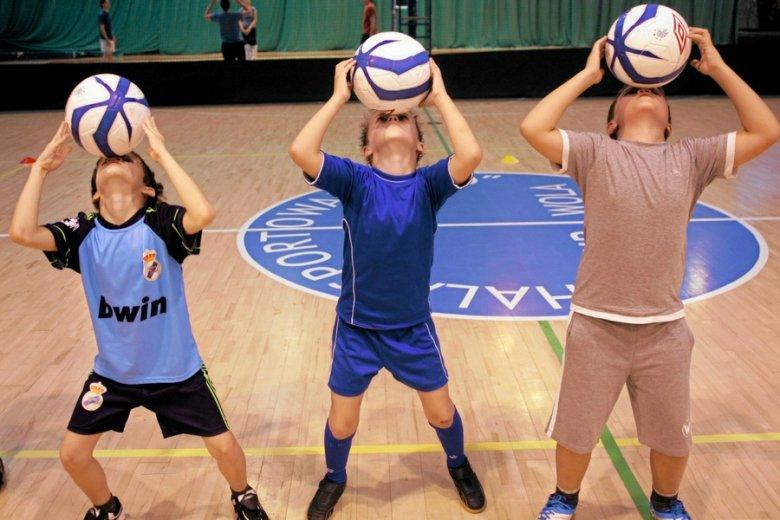 Akademia Freestyle Football.