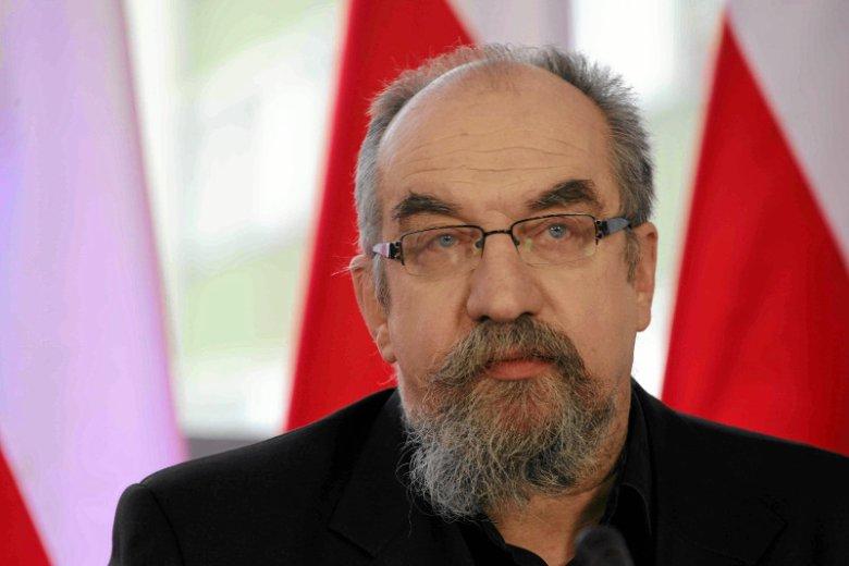Prof. Witold Modzelewski.