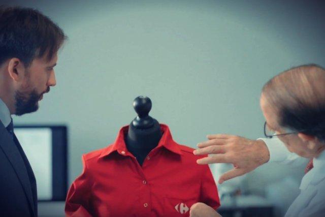 Sieć zamierza na razie testować innowacyjny strój dla pracowników na niewielką skalę.