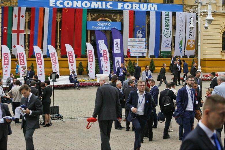 27. edycja Forum w Krynicy-Zdroju potrwa od 5 do 7 września