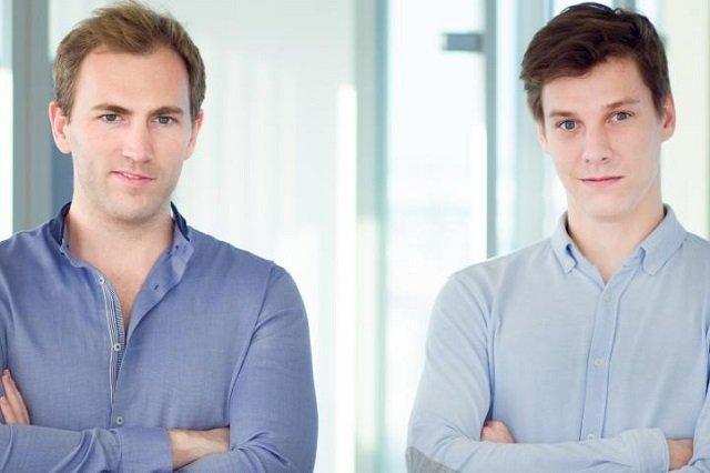 Maciej Gliński i Wojciech Marciniak, twórcy Skilltrade.