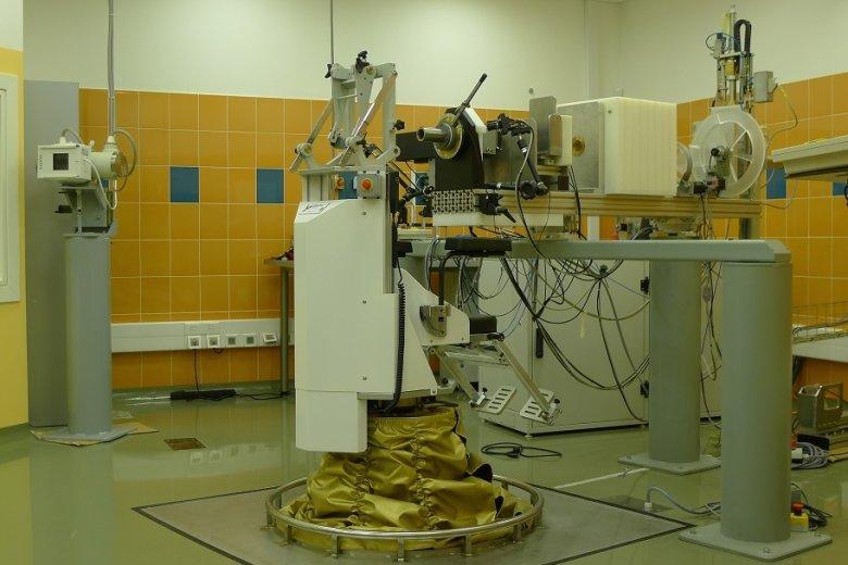 Nowe stanowisko do terapii nowotworów oka w Centrum Cyklotronowym Bronowice
