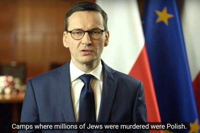 Google przeprosił Mateusza Morawieckiego za błąd, jaki pojawił się w tłumaczeniu jego słów na angielski