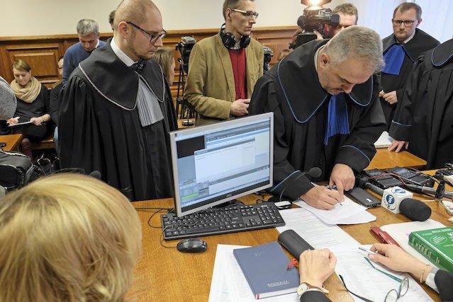 Prawnicy mogą czuć sięzagrożeni?