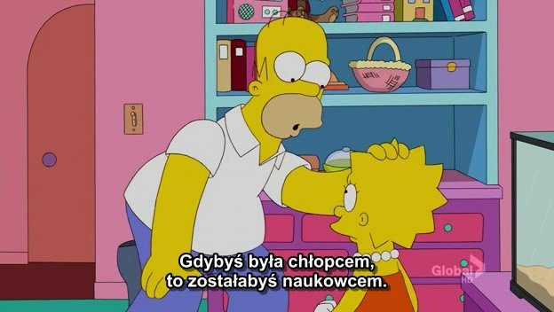 """Tak"" dla Homera Simpsona!"