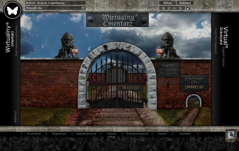 Kiedyś Wirtualny Cmentarz był bardzo popularny.