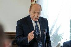 Prezydent Rzeszowa Tadeusz Ferenc krytykuje podniesienie cen prądu przez PGE Obrót S.A.