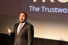 Alex Stamos, szef bezpieczeństwa Facebooka.