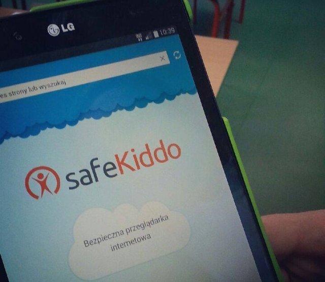 Aplikacja SafeKiddo