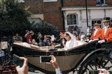 Ślub Meghan Markle i księcia Harry'ego.
