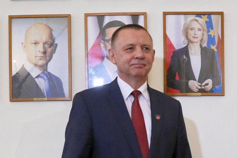 O podatek handlowy walczy Minister Finansów, Marian Banaś, walczyli i jego poprzednicy.