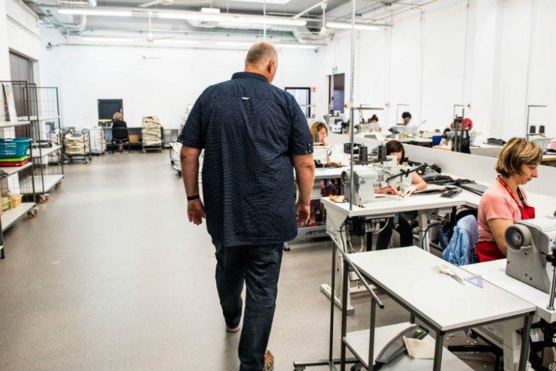Vitberg - zakład produkcyjny w Nowym Sączu