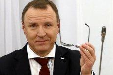 Prezes TVP, Jacek Kurski. Stacja przyznaje, że wysłała na mundial do Rosji czterokrotnie większą ekipę niż do Brazylii, ale szczegółowych warchunków nie chce ujawniać.