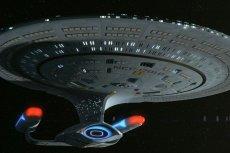 USS Enterprise D to czwarty z kolei Enterprise. Zdaniem byłego współpracownika NASA napęd warp, który wykorzystano w statku, jest potwornie wolny.