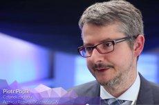 Piotr Popik, członek zarządu ARM