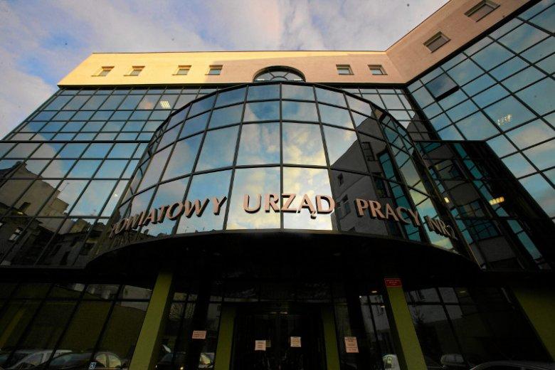 Powiatowy Urząd Pracy w Łodzi.