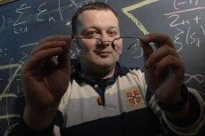 Kamil Kulesza, szef Centrum Zastosowań Matematyki i Inżynierii Systemów