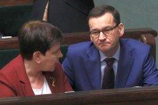 Morawiecki i Szydło kuszą emerytów wizją corocznej 13. emerytury.